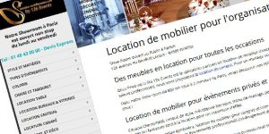 Location Mobilier Paris
