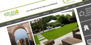 Site Web Green Eco Concept