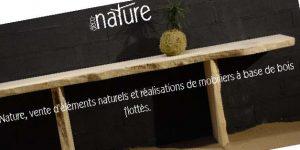 Site Web Déco Nature