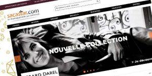 Site Web Sacastar